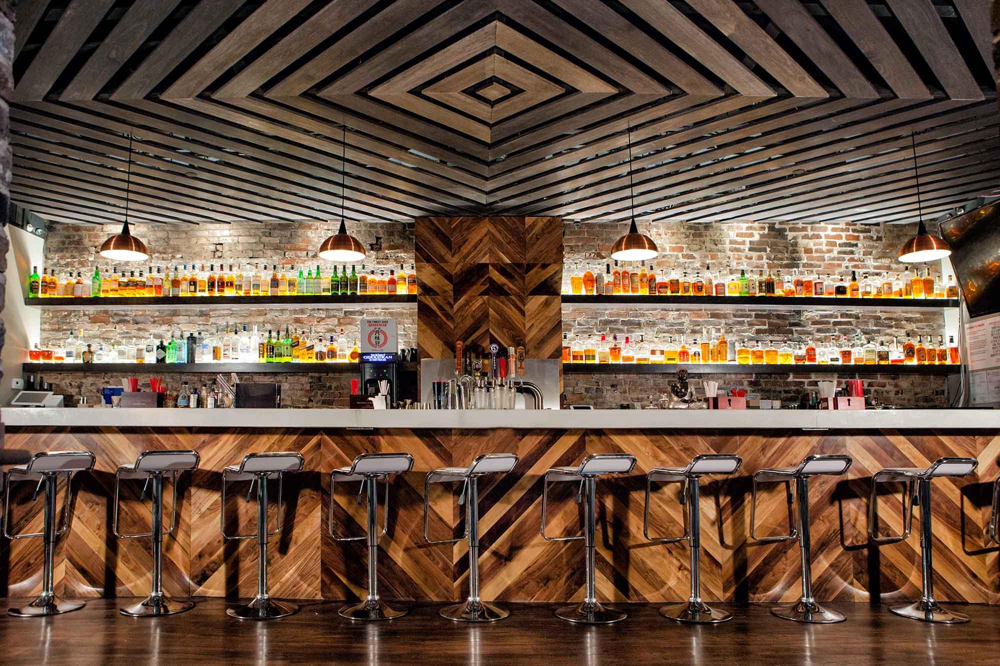 Burnworth Design | Buddha Lounge