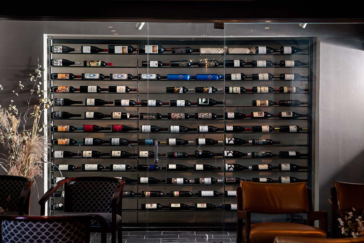 Burnworth Design | Enoteca