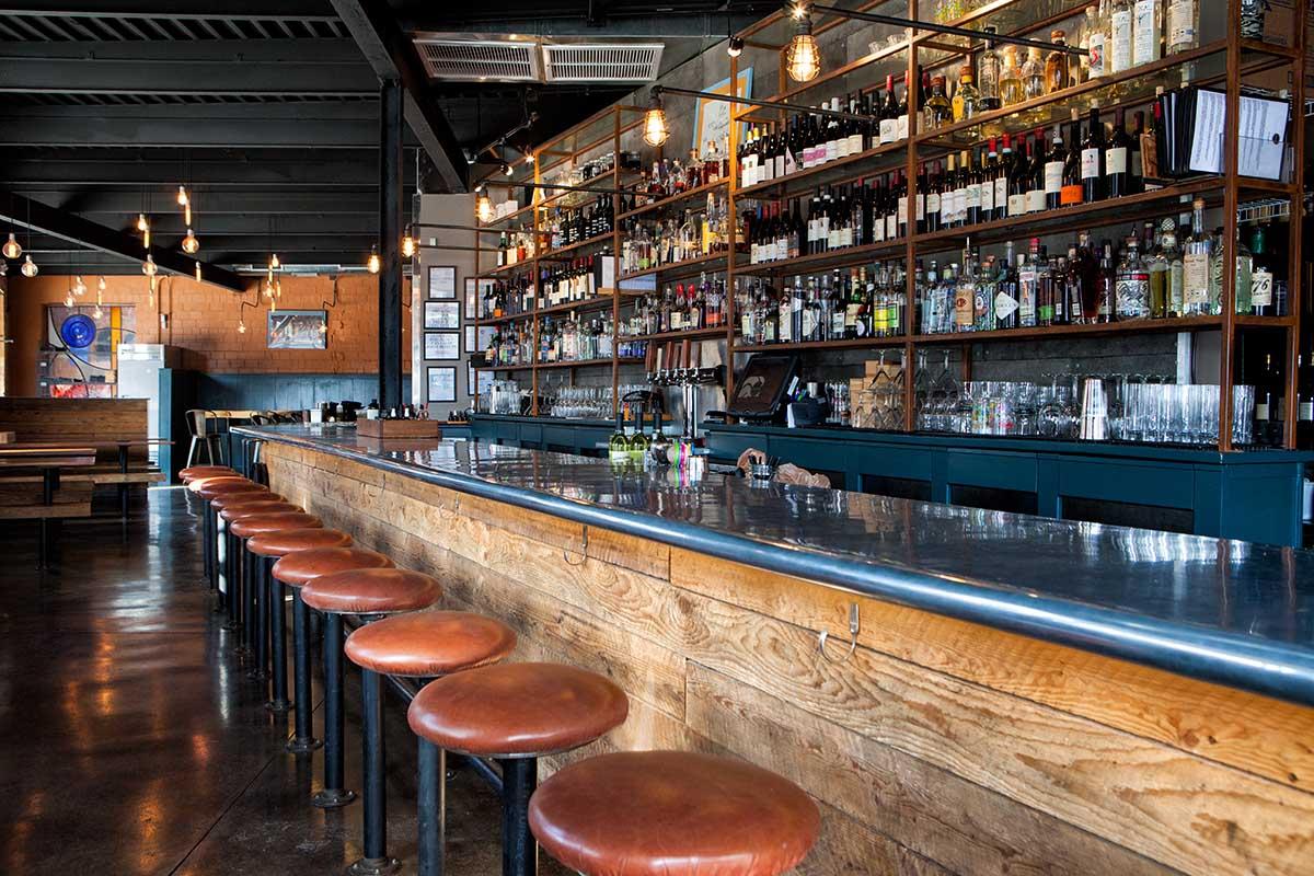 Burnworth Design | Middle Fork Kitchen Bar