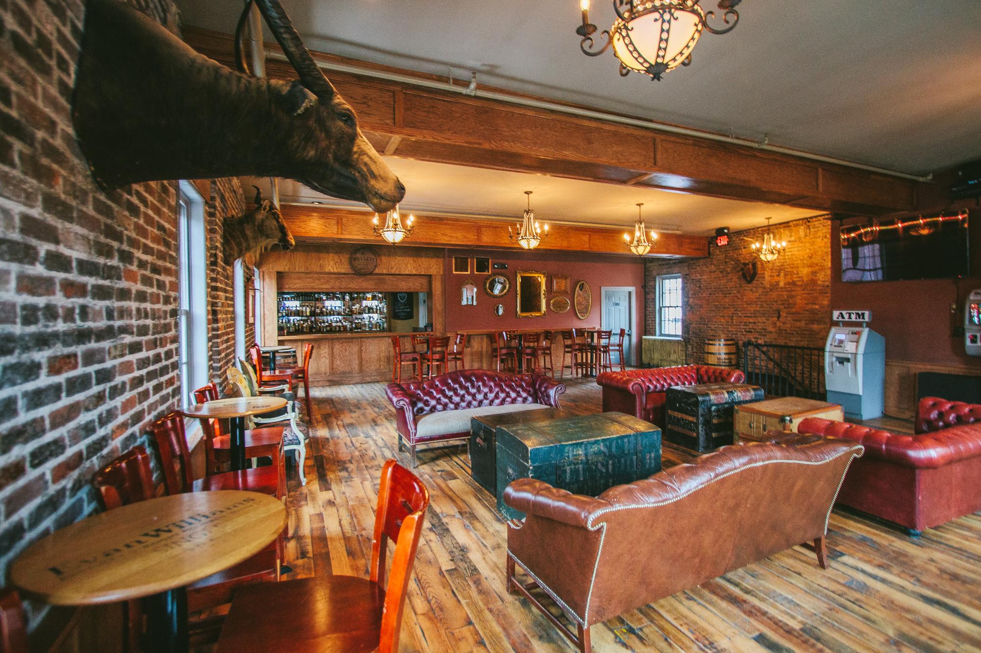 Burnworth Design | Belle's Cocktail House