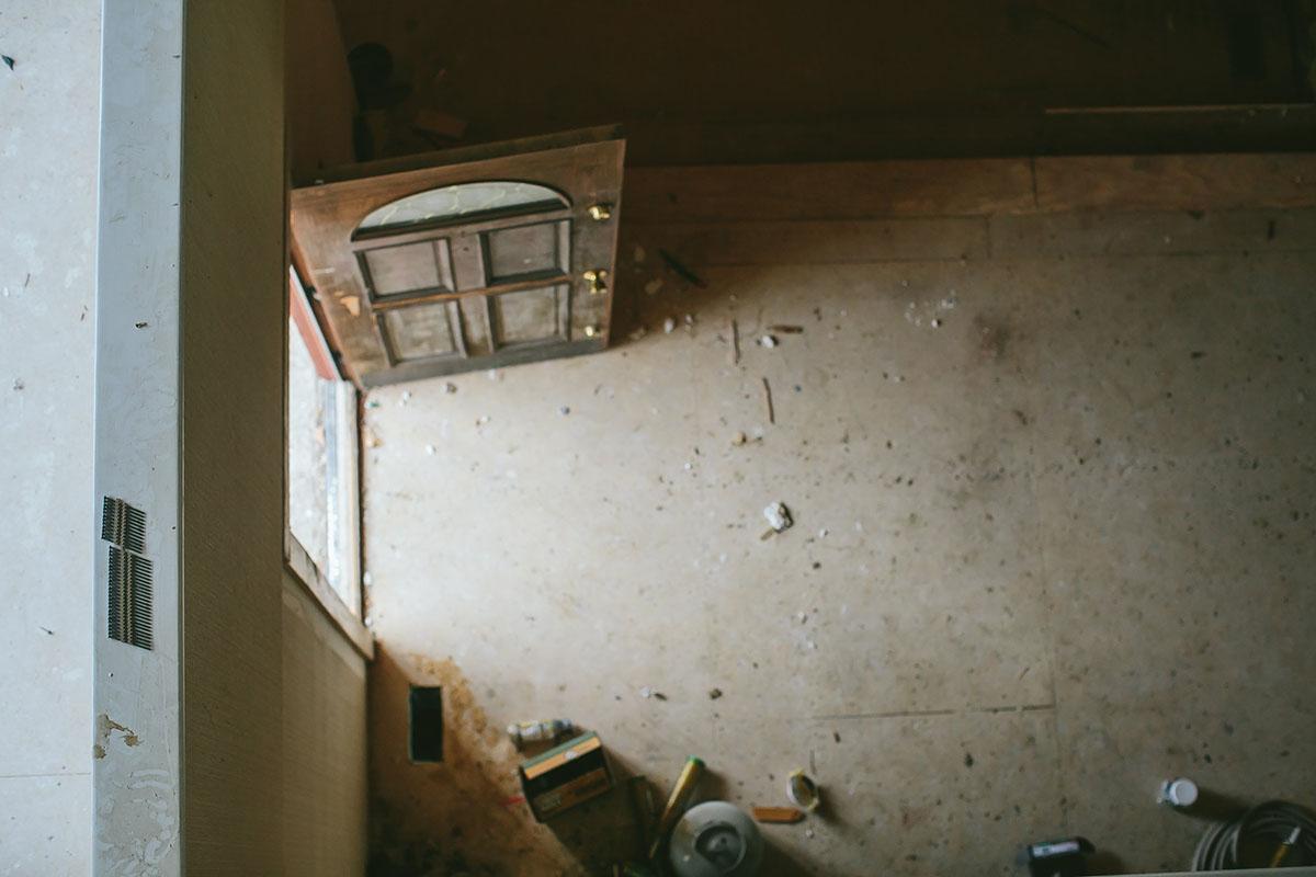 Burnworth Design | Before | The Door