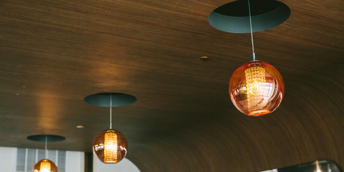 Burnworth Design | Park Plaza | Bar Lights